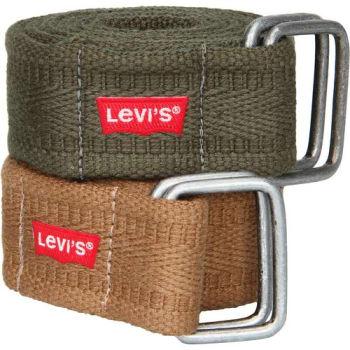 Kit Com 2 Cintos Levi's Básicos