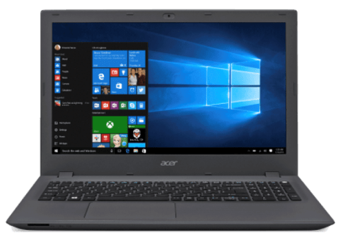 "Notebook Acer E5-574G-75Me Processador Intel® Core™ i7 6500U 8Gb 1Tb  15.6"" 4Gb GeForce 940M® W10 A. (Cód: 9374497)"