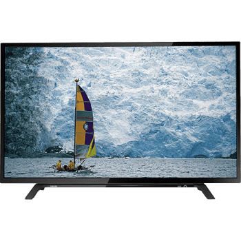 "TV LED 40"" Toshiba 40L1500 Full HD 2 HDMI 1 USB 60Hz"