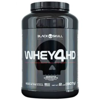 Whey 4HD Chocolate 907g - Black Skull