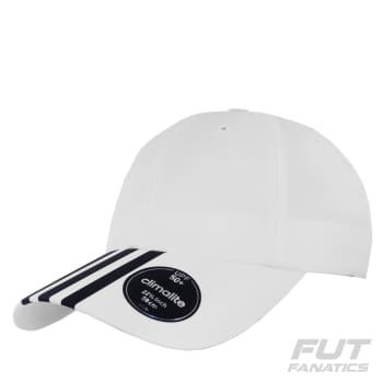 ed7a770cc002b Boné Adidas Climalite 3s Branco em Promoção no Oferta Esperta