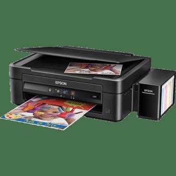 Impressora Multifuncional Epson L220 Tanque de Tinta
