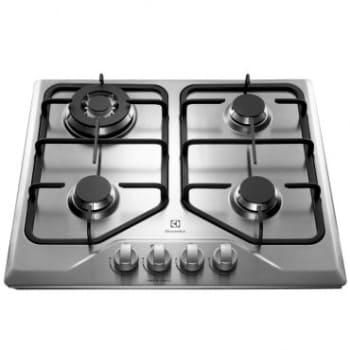 Cooktop 4 Bocas Electrolux Inox Acendimento Automático Bivolt - GT60X